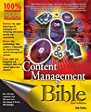 Content Management Bible, 2nd Edition