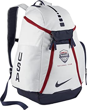 efae283c01 Image Unavailable. Image not available for. Colour: Nike Hoops Elite Max Air  2.0 Team USA Olympics Basketball Backpack