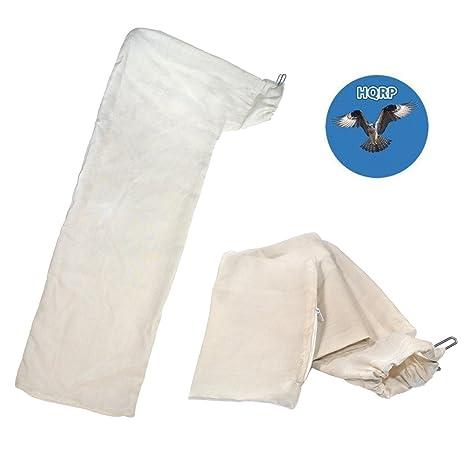 Amazon.com: HQRP - Bolsa para colector de polvo (2 unidades ...