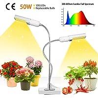 50w LED Plant Light, 100 LED Super Bright