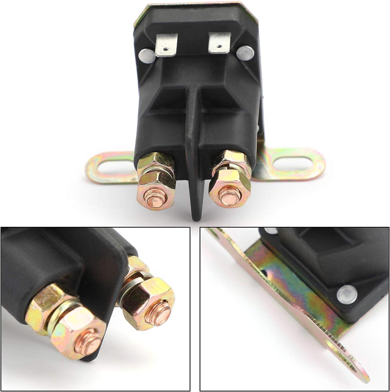 Topteng 12V OEM for TROMBETTA Solenoid Relay Switch 862-1211-211-16 MTD 725-04439 ATV