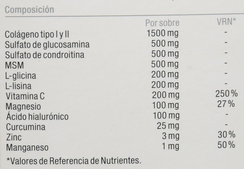 Nutergia Ergyflex Complemento Alimenticio - 30 Unidades: Amazon.es: Salud y cuidado personal