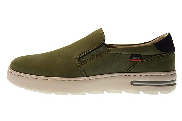 CALLAGHAN Zapatos Mocasines de Hombre 14102 Talla 45 Green: Amazon.es: Zapatos y complementos