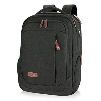 KROSER Laptop Backpack Large Computer Backpack for 15.6-17.3 Inch Laptop  with USB Charging Port 081e2b391e684