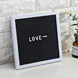 Cuekondy Clearance Gray Felt Letter Board,Wall