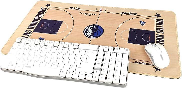 Mavericks Basketball Round THICK Mousepad Mouse Pad Great Gift Idea Dallas