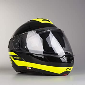 SCHUBERTH Casco Shuberth C4 Pulse Negro S 55-56cm