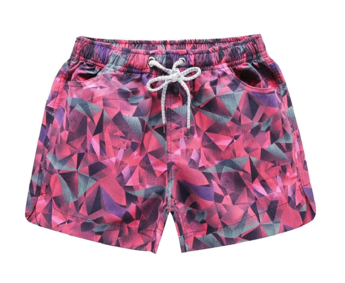 cheese Mens Floral Plus Size Shorts Bechwear Casual Quick Dry Boardshorts