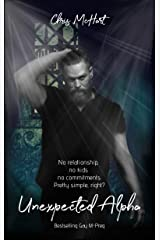 Unexpected Alpha (Gay M-Preg) Kindle Edition