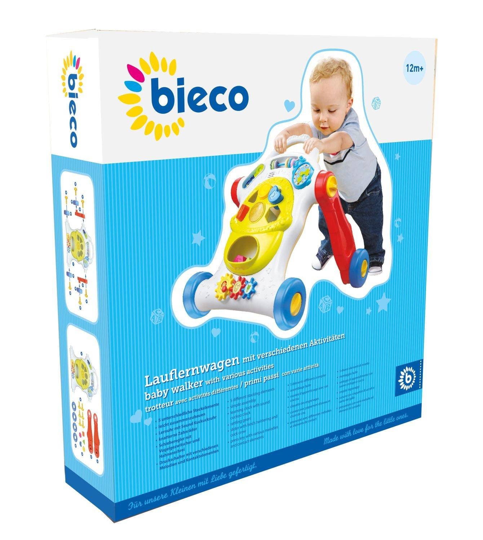 Bieco 41007003 - Baby Andador con música: Amazon.es: Bebé