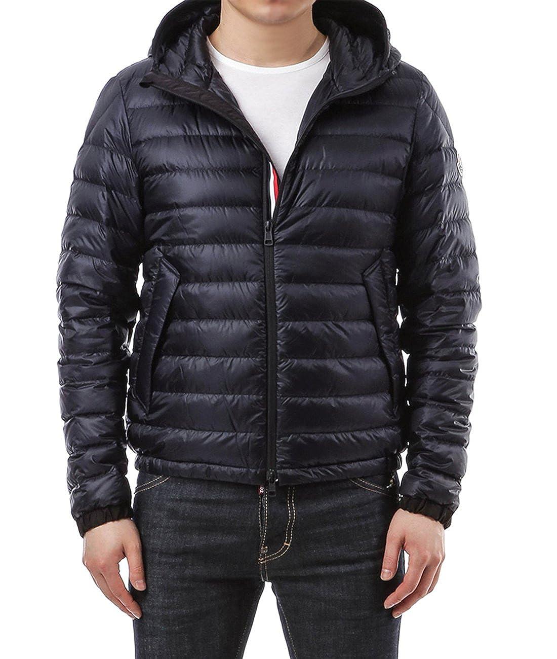 701ab98726d4 Wiberlux Moncler Morvan Men s Hooded Down Padded Zip-up Jacket 4 ...