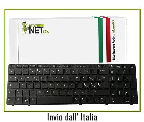 Teclado italiano para HP Elitebook 8470p 8760p 8560p 8570p