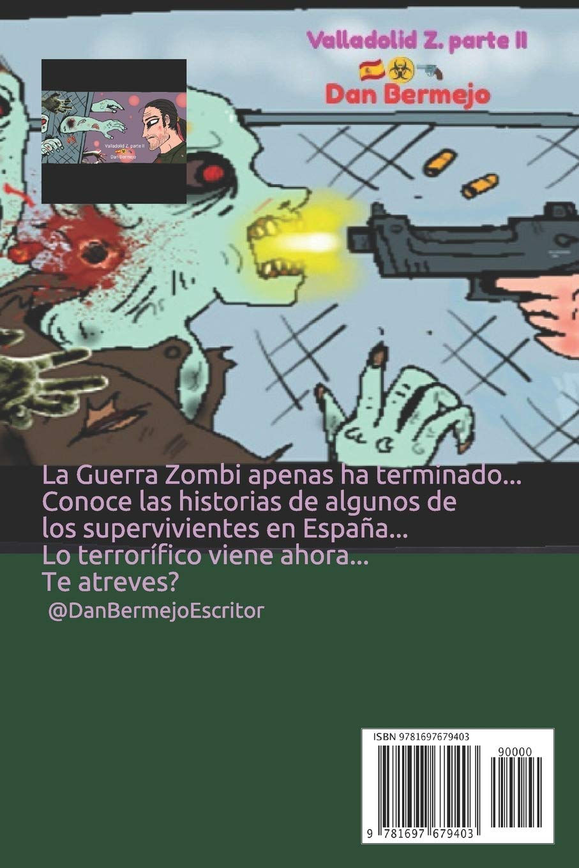España, Apocalipsis ☣️ Zombi.