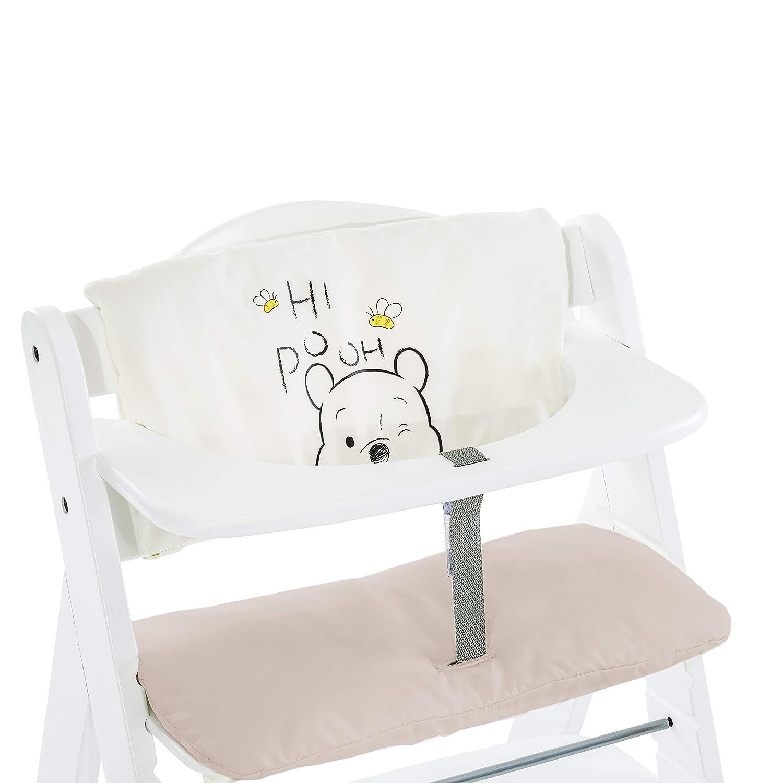 Hauck Alpha Highchair Pad Deluxe Seat Cushion, Melange Charcoal Hauck Fun for Kids Ltd H-66756