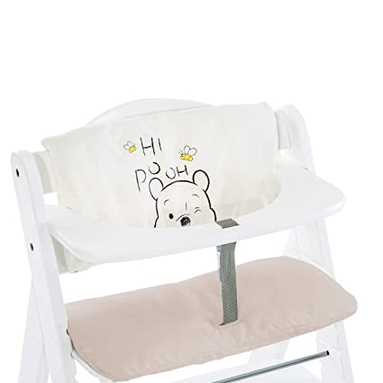 Hauck Disney Alpha Highchair Pad Deluxe Seat Cushion For Wooden Highchair Hauck Alpha Easy Fixing And Cleaning Pooh Cuddles