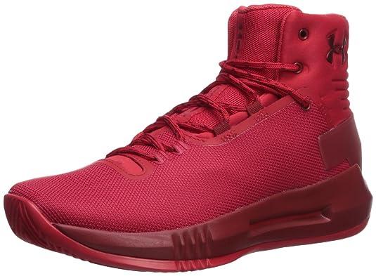 Under Armour UA BGS Drive 4, Zapatos de Baloncesto para Niños ...