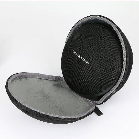 Onyx Mini Portable Wireless Speaker Car LTGEM EVA Hard Case for Harman//kardon