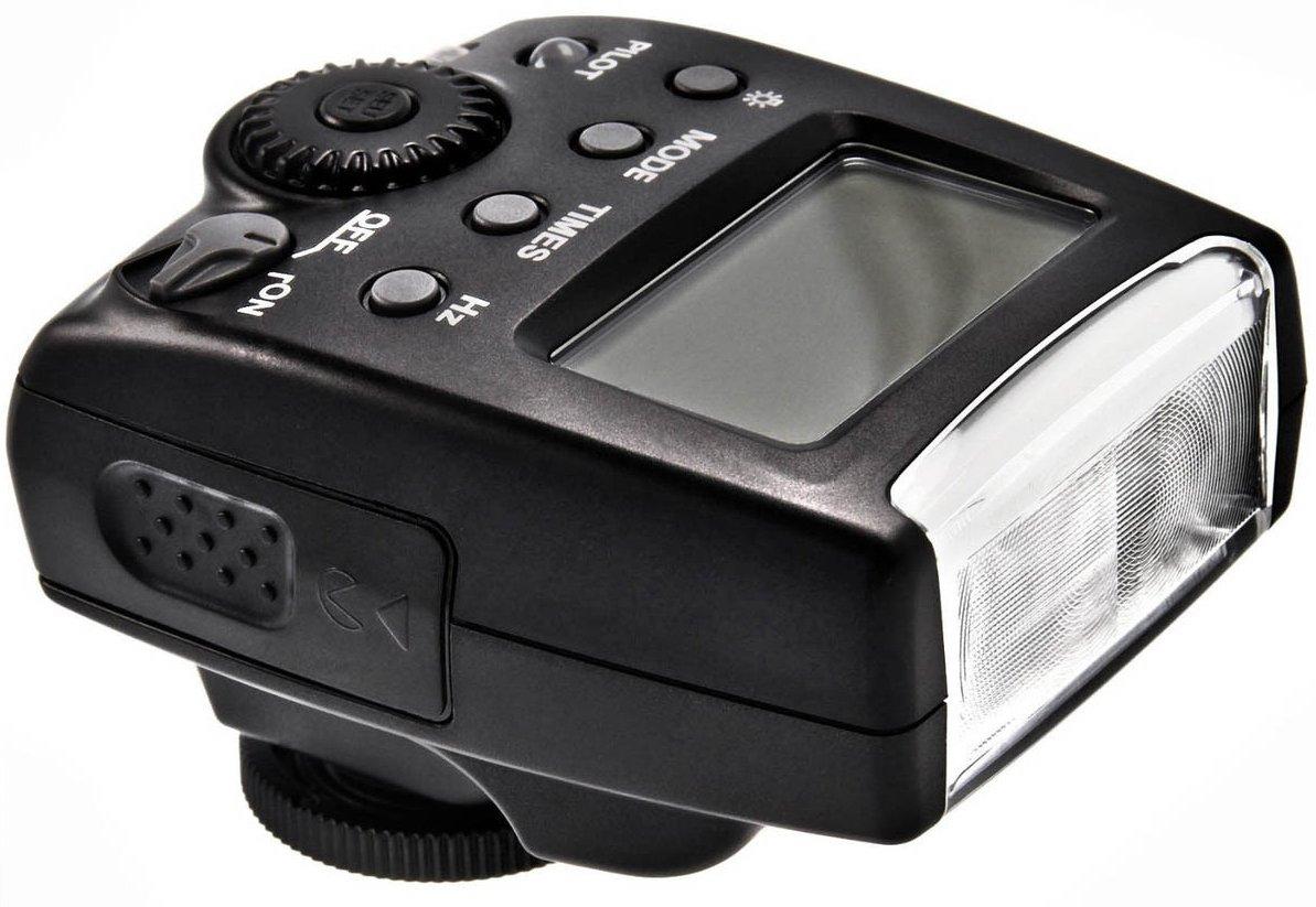 Opteka TTL Auto-Focus Dedicated Flash Speedlite (IF-500) for Panasonic Lumix DMC G7, GX8, GM5, GH4, GX7, G6, GH3, GH1, GF1, GH2 and GF2 Micro Four Thirds Mirrorless Digital Cameras IF500M43P