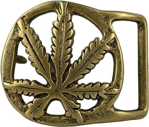 Carl Name Solid Brass Vintage Belt Buckle