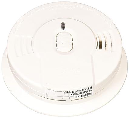 Kidde gidds-2464856 2464856 Sentinel 10 años funciona con pilas de litio de sellado alarma