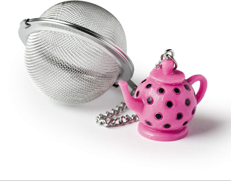 Kilo D24 Stainless Steel Scissor Action Ball Tea Infuser