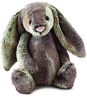 Jellycat Woodland Bunny, Large, 15 Inches