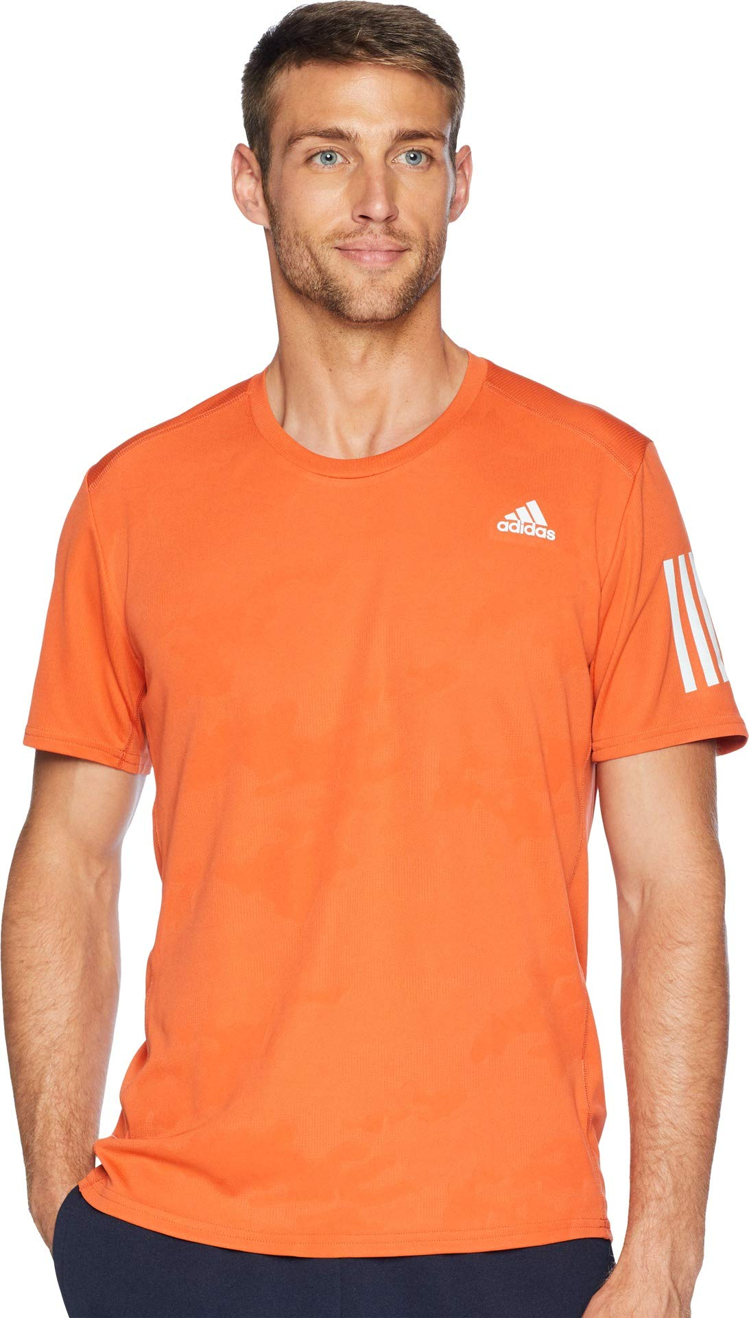 adidas Running Response Short Sleeve Tee, Raw