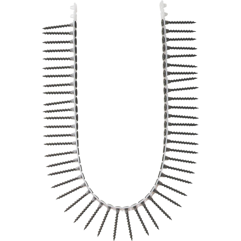Makita 772209-A No. 6 by 1-5/8-Inch Phillips Coarse Thread Drywall Screw (1,000 per Box)