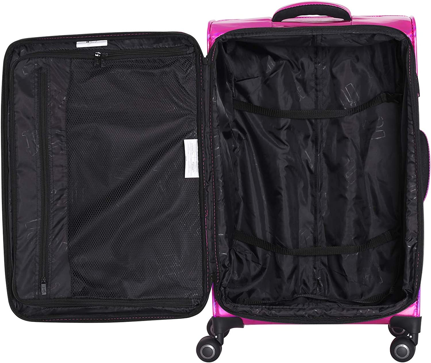 it Girl Womens 26.8 Spellbound 8 Wheel Holographic Lightweight Expandable Spinner