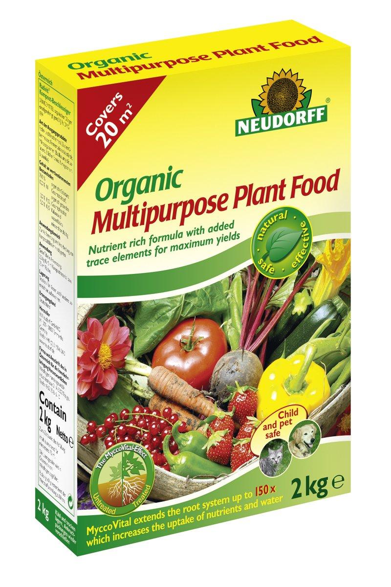 Neudorff 2 KG Bio Multi-Purpose Plant Food