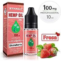 E-liquidos Aceite de Cáñamo Hemp STARKIT® Vaper Sin