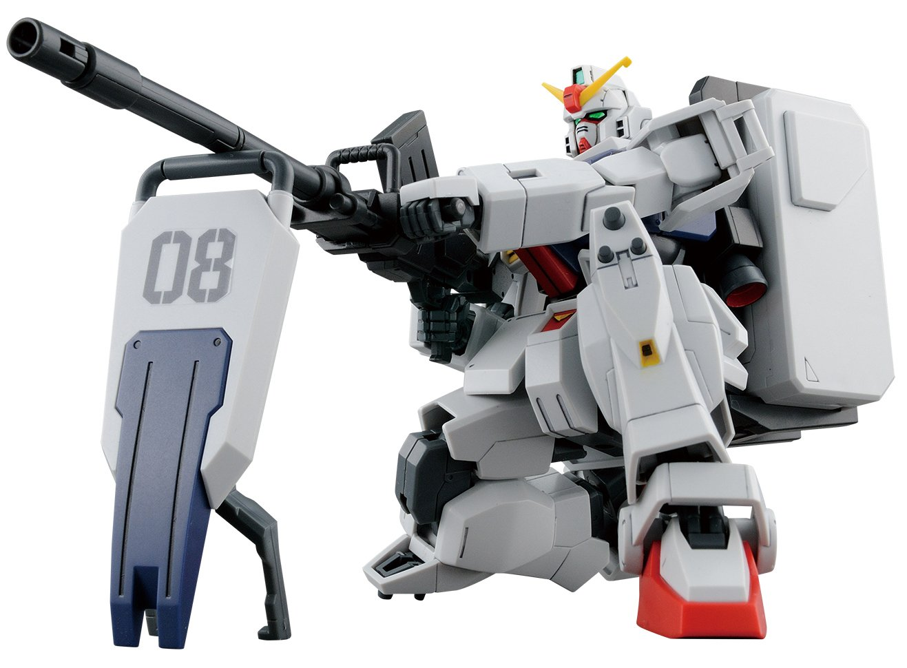 Bandai Hobby HGUC 1/144 #210 RX-79[G] Ground Gundam Type ''Gundam 08th MS Team''