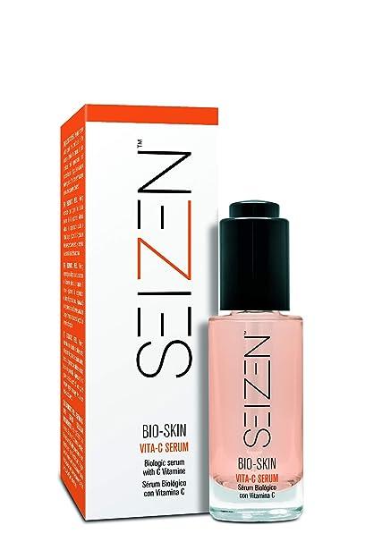 Seizen - Bio-Skin | Serum Biológico Facial, 30ML (Vitamina C)