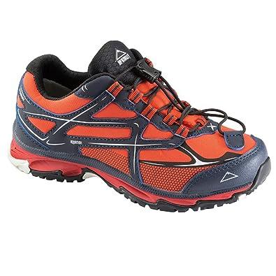 29261715e7a McKinley Chromosome II LOW AQX Jr. Chaussures multifonction pour enfant Bleu  marine rose