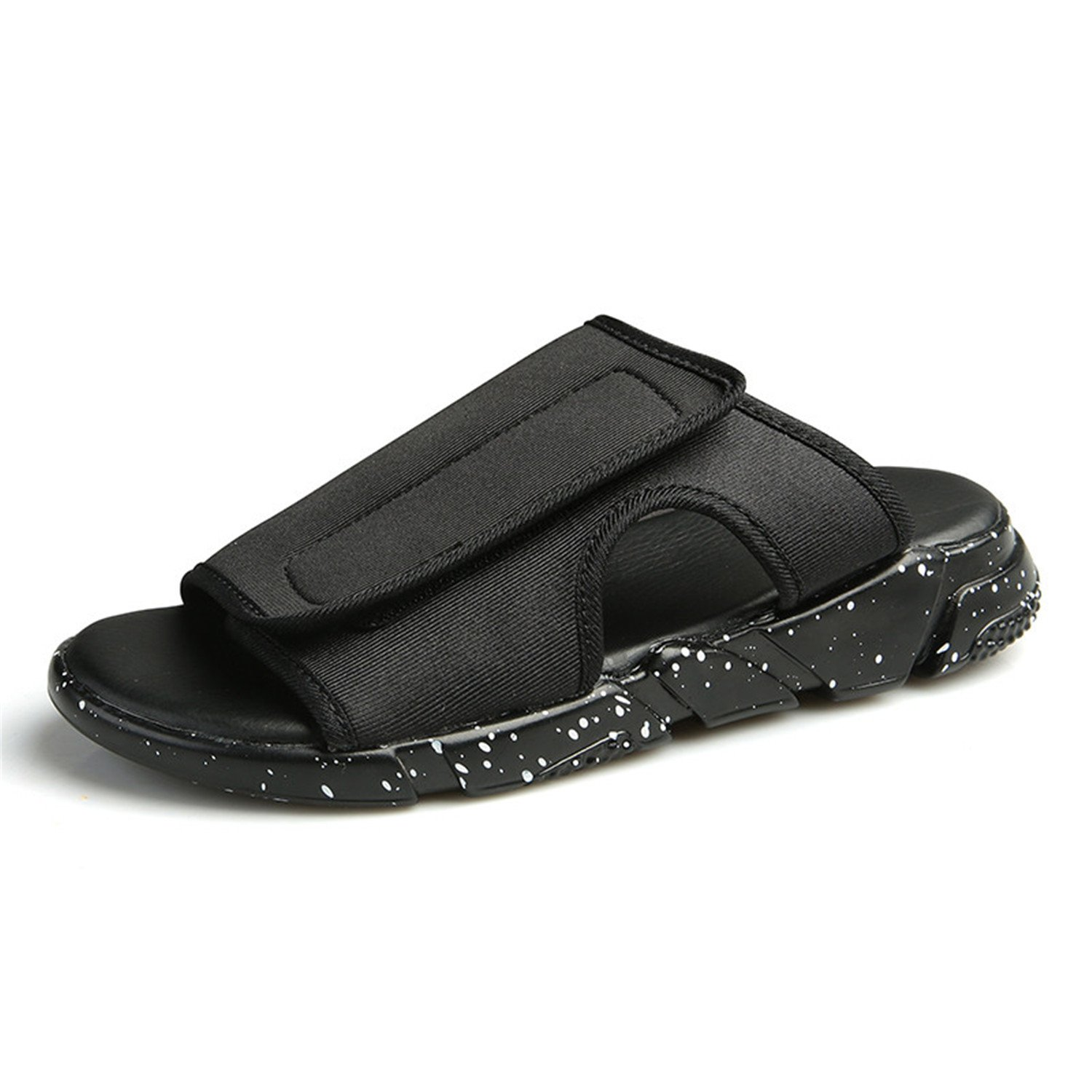 Adam Woolf Men Sandals Summer Hollow Out Breathable Beach Shoes 2018 Men Casual Outdoor Comfortable Slippers 39~44 Size