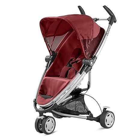 Quinny 72906760 Zapp Xtra - Silla de paseo con posición de reposo, cesto de la compra, capota, protector para la lluvia, pinza para sombrilla y ...