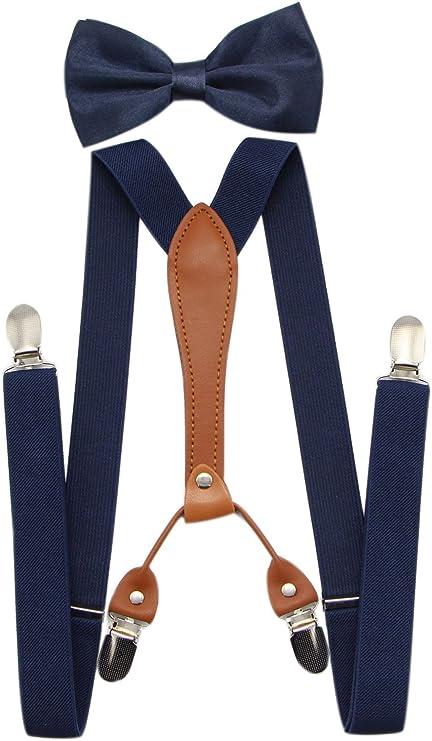 JAIFEI Suspenders for wedding