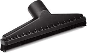 CRAFTSMAN CMXZVBE38633 2-1/2 in. Floor Brush Wet/Dry Vac Attachment, 14 in. Wide Shop Vacuum Accessory