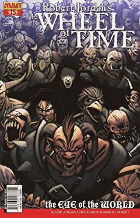 Wheel Of Time Comic Book