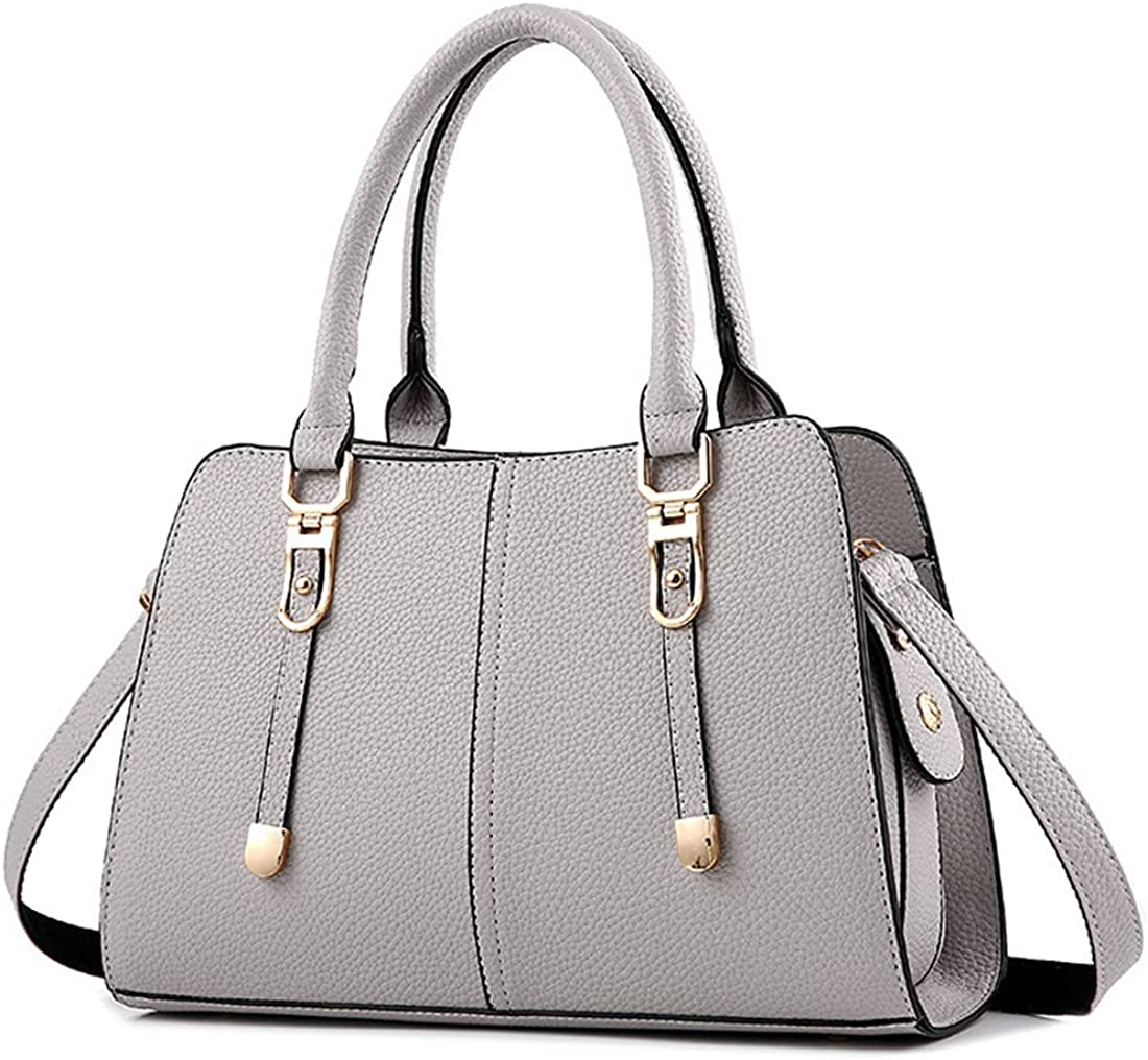 Nancy Womens Leather Handbag Shoulder Hobo Crossbody Handbags