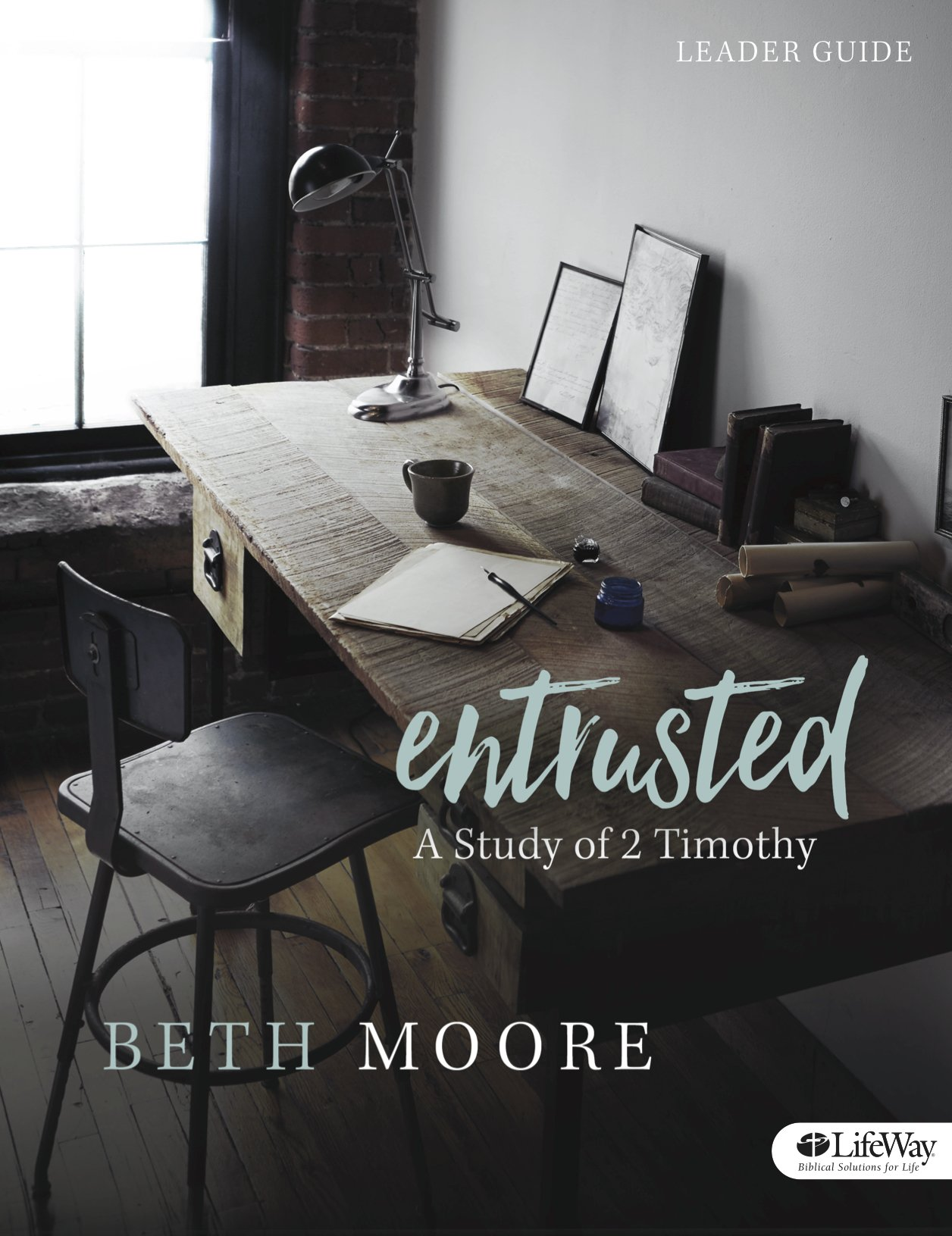 Entrusted Leader Guide Study Timothy product image
