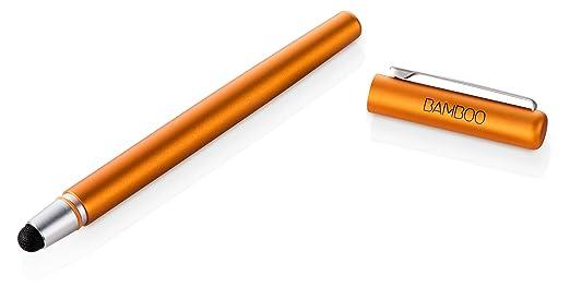 74 opinioni per Wacom Bamboo Stylus Solo 3 Penna Digitale, Arancione