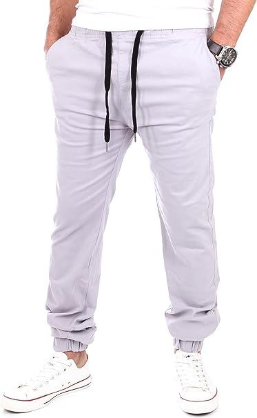 Reslad Pantalones Chinos Para Hombre Pantalones Para Correr Pantalones De Tela Ajustados Pantalones Largos Para Hombre Billawatieka782