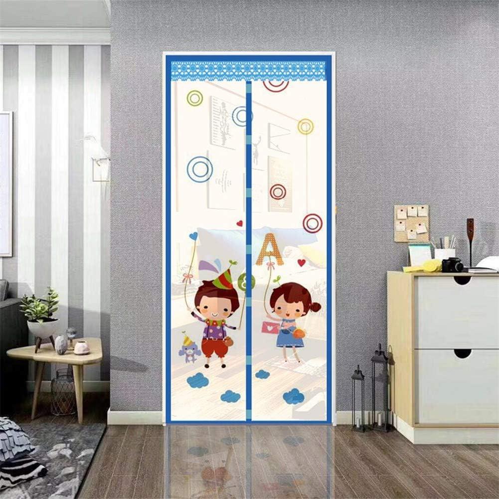 YWRD Mosquitera Puerta Tela Mosquitera Puerta Plegable Puerta de ...