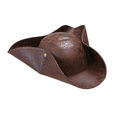 Widmann Tricorni 1417P - Cappello da Pirata. Scorri sopra l immagine per  ingrandirla b900933dee75