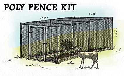 Amazon.com: Caja de protección para ciervos - valla que ...
