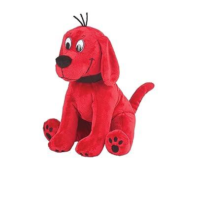 Douglas Clifford Dog Medium Sitting Plush Stuffed Animal: Toys & Games