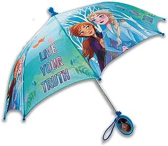 Disney Girls' Little Assorted Character Rainwear Umbrella