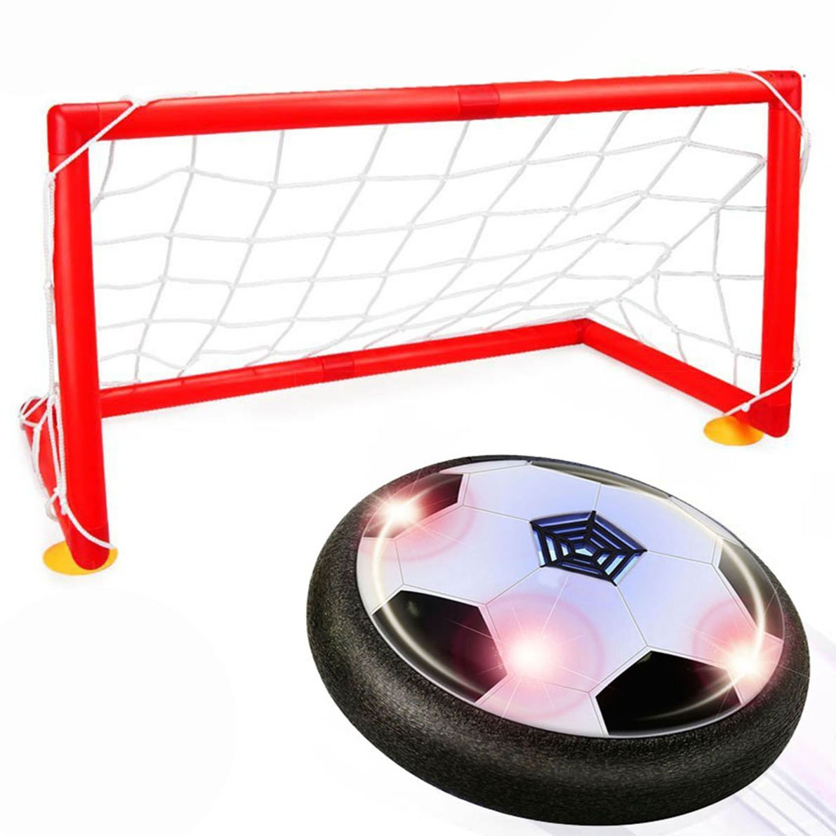 Dimy Toys For 4 5 Year Old Boy Hover Football Toys With 2 Gates