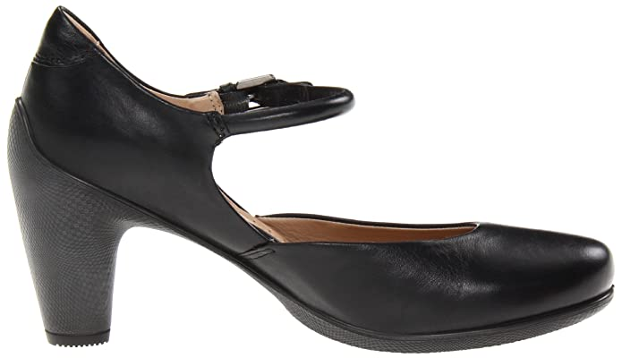 b0cc4c548ad6e ECCO Shoes Women's Sculptured 65 Black Mary Janes 23359311001 2.5 UK, 35  EU: Amazon.co.uk: Shoes & Bags